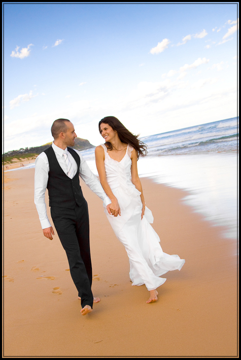 Cover Shot-Newcastle Central Coast Wedding Magazine 2009